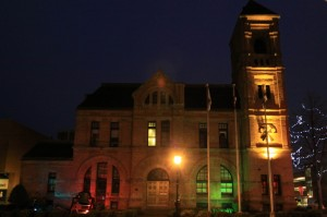 Charlottetown PEI City Hall