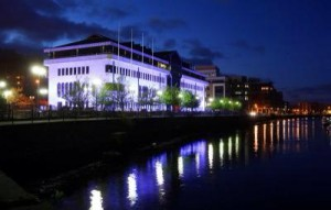 Derry council offices NI
