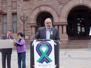 MPP Dr. Kuldip Kular - PA to the Minister of Health and Long Term Care